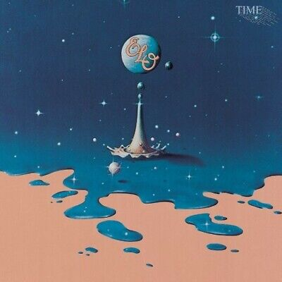 Elo (Electric Light Orchestra) - Time New Cd
