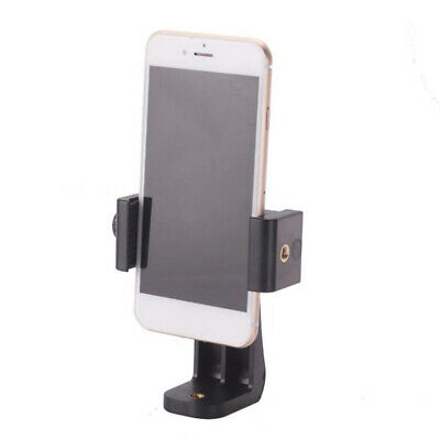 Mobile Phone Tripod Mount Adapter Bracket Smartphone Clamp Holder for Phone S