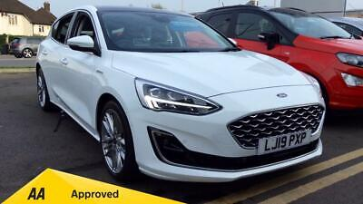 2019 Ford Focus 1.0 EcoBoost 125 Vignale Automatic Petrol Hatchback