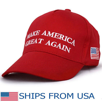 2019 US Make America Great Again Donald Trump Embroidered Hat Success Cap Gift