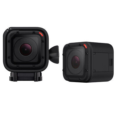 Low Profile Frame Mount Protective Housing Case Cover For GoPro Hero 5/4 FAC