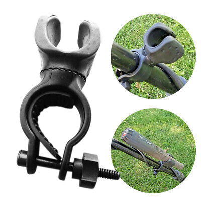 Metal Detector Pin Pointer Holder Flashlight Mount Metal Detecting Accessories