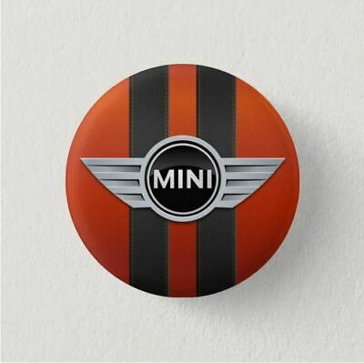Chapa Pin Badge Button Brooch MINI COOPER S