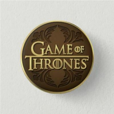 IMAN Nevera Chapa Button Pin Fridge Magnet JUEGO DE TRONOS, GAME OF THRONES