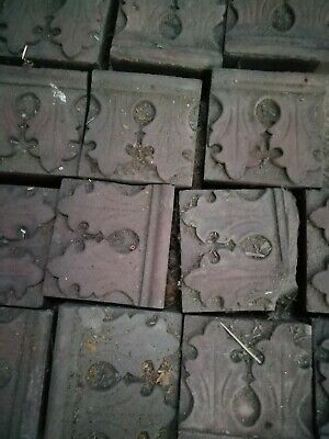Reclaimed Decorative Brick tile Georgian antique barn find building garden