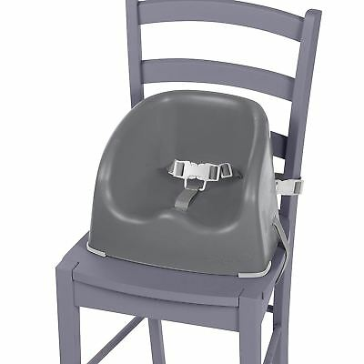 Safety 1st Essential Booster - Warm Grey - Baby Toddler Seat Chair NEW