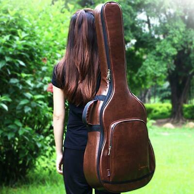 Ships Free New Stone Case Company STBAG-4D Acoustic Dreadnought Guitar Gig Bag