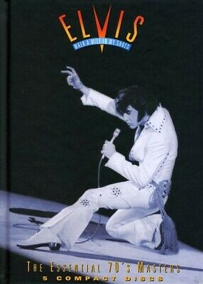 Elvis Presley - Walk A Mile In My Shoes: Essential 70'S Masters New Cd