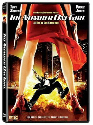 The Number One Girl [DVD] NEW!