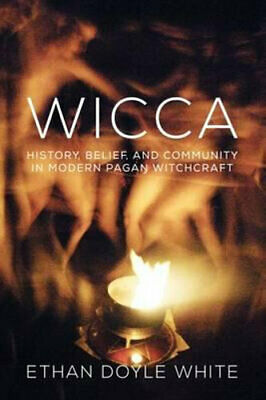 NEW Wicca By Ethan Doyle White Paperback Free Shipping
