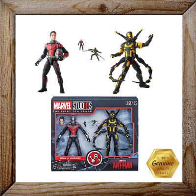 Ant-Man and Yellow Jacket Action Figure Set - Legends Series - Marvel Studios 10