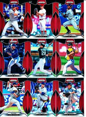 2019 Panini Prizm - RED PRIZM PARALLELS - U Pick From List