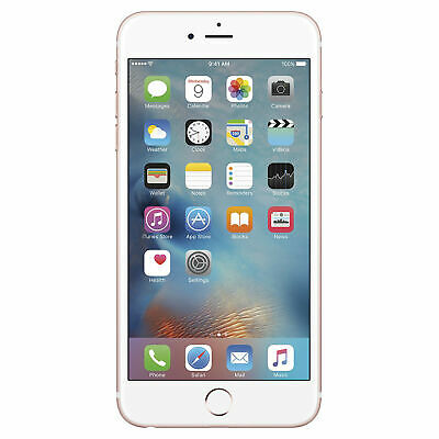 Apple iPhone 6S 32GB GSM Unlocked Rose Gold - Excellent