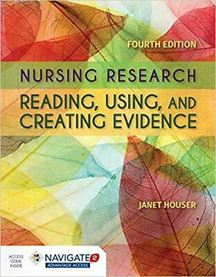 NURSING RESEARCH Reading Using and Creating Evidence 4th Edition 2018 PDF/EB00K