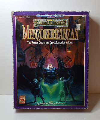 DUNGEONS AND DRAGONS Deal! Forgotten Realms 2 Rare Modules