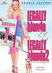 Legally Blonde/Legally Blonde 2: Red, White, and Blonde (DVD, 2009, 2-Disc...