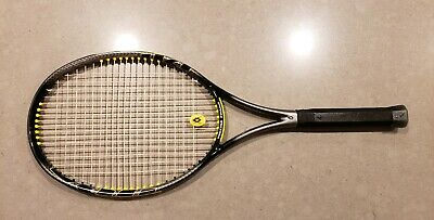 Volkl Classic V1 102 sq in 16 x 19 Tennis Racquet 4 1/2 grip w/Case Good Cond.