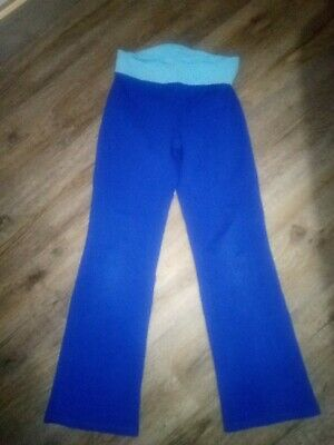 Girls The Children's Place Blue Yoga/Sweat Pants Sz 8 (M) Cute!!