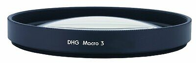 New Marumi 77mm DHG Macro +3 Filter Made in Japan
