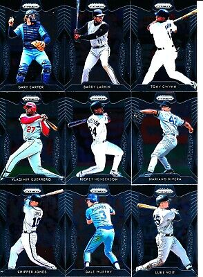 2019 Panini Prizm - TIER III 3 BASE CARDS SP #s 201-300 - U Pick From List