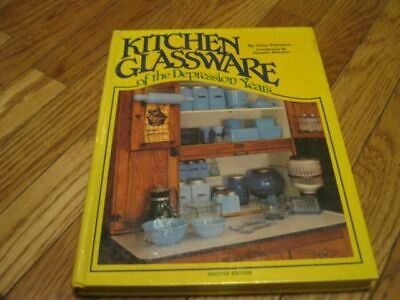 Kitchen glassware of the Depression years (Kitchen Glassware of the Depression