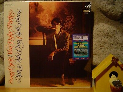 VAN DYKE PARKS Song Cycle LP/1968 US/PSYCHEDELIC AMERICANA/Beach Boys Smile/NEW!