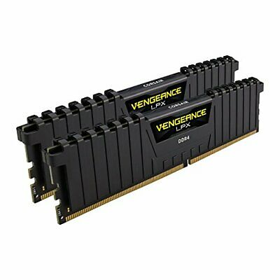 Corsair Vengeance Memory Kit Desktop LPX 32GB (2x16GB) DDR4 DRAM 3200MHz C16
