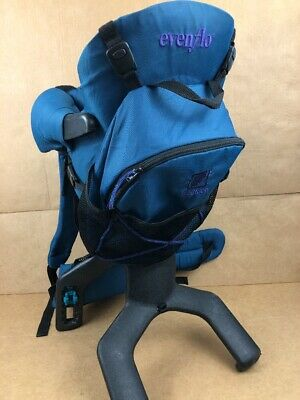 Evenflo Trailtech Child Hiking Walking Baby Backpack