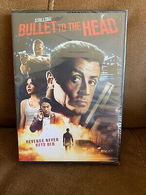 Bullet To The Head (DVD, 2013). Featuring Sylvester Stallone.  Brand New!