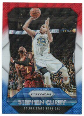 2015-16 Panini Prizm Prizms Red White Blue Refractors Pick Any Complete Your Set