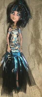 MH Monster High Cleo de Nile Ghouls Rule Doll