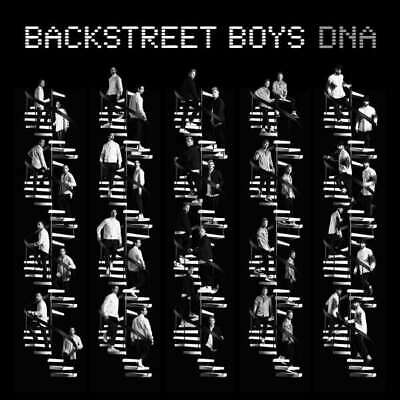 Backstreet Boys - Dna NEW CD