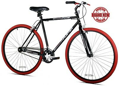 Kent 700C Men's Male Bicycle Lightweight Durable Thruster Fixie Steel Frame Bike
