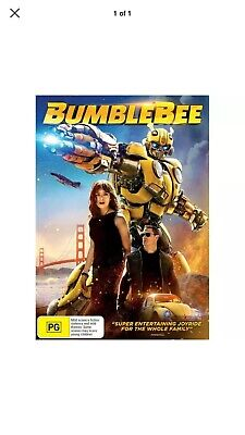 Bumblebee (DVD, 2019) Brand New & Sealed Region 4 💯 Authentic