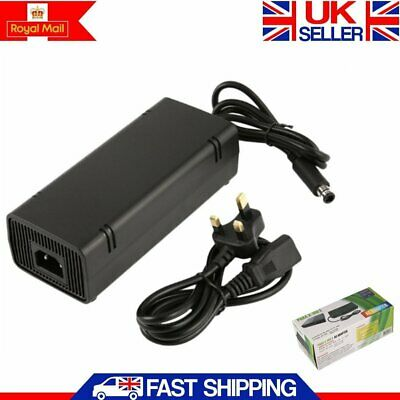 AC Adapter Charger Power Supply Cord for Xbox360 E Brick Game Console UX