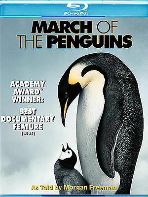 March of the Penguins [Blu-ray]  Blu-ray