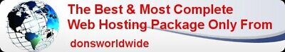 Top Web Hosting!!Unlimited Disk Space,Domains,Emails & More Plus Free Bonuses!