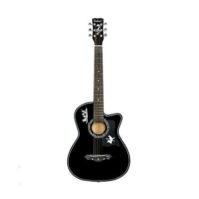 "Acoustic Classic Guitar 3/4 Size 38"" For Beginners Student /Adults 6 Strings Set"