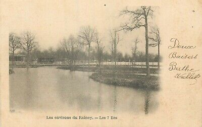 Raincy Les 7 Iles