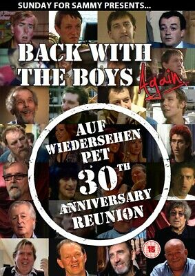 Back With The Boys Again - Auf Wiedersehen Pet 30th Anniversary Reunion
