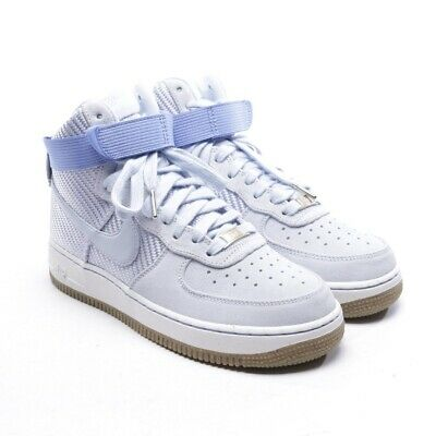 buy online 343c7 dd6eb Nike Baskets Montantes Taille D 40 Bleu Femmes Chaussures Neuf Air Force 1