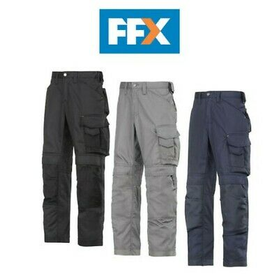 Snickers 3311 CoolTwill Craftsmen Trousers - Various Colours and Sizes