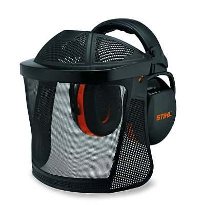 STIHL Face/Ear Protection with Nylon Mesh Visor