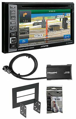 Alpine Bluetooth Receiver w/Navigation/GPS/DVD/XM For 2003-05 Subaru Baja