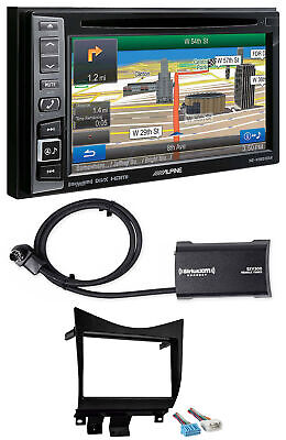 Alpine Bluetooth Receiver w/Navigation/GPS/DVD/XM For 2003-07 Honda Accord