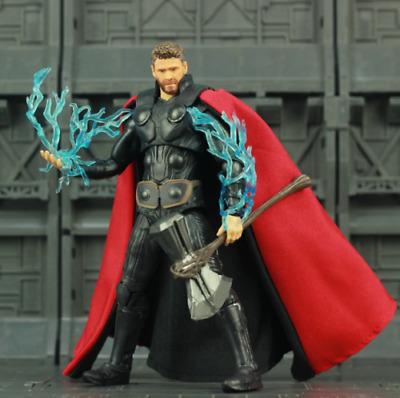 """Marvel Avengers Infinity War Endgame THOR 6"""" Action Figure With Storm"""