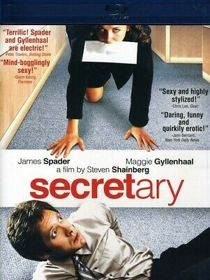 Secretary (2002) (Ws) New Bluray