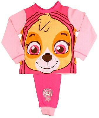 Girls Paw Patrol Skye Dress Up Pyjamas 18-24 Months One Only Reduced Price