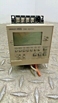 Omron H5S-Wfb2 Electronic Timer