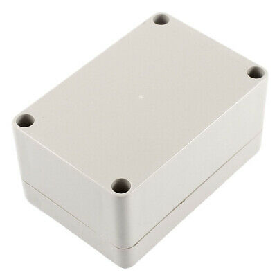 5Pcs Waterproof Plastic Cover Electronic Wire Project Box Enclosure Case NEW UK